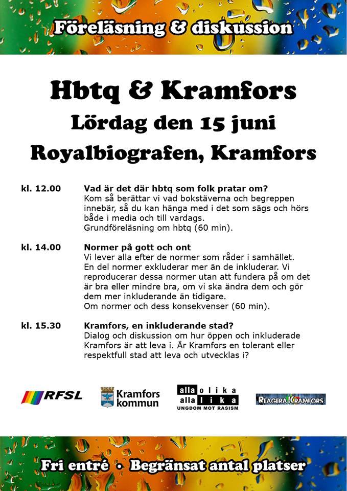 15 juni Kramfors